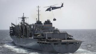 CNNi: Βίντεο από την παραλίγο σύγκρουση ρωσικού αντιτορπιλικού με αμερικανικό καταδρομικό