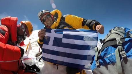 Αντώνης Συκάρης: Ο άνθρωπος που ανέβασε την ελληνική σημαία στις ψηλότερες κορυφές της γης