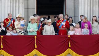 Η Βρετανία γιόρτασε τα 93α γενέθλια της βασίλισσας Ελισάβετ