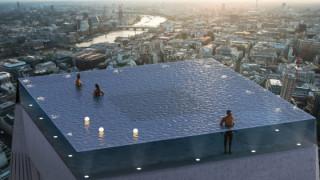 Στο Λονδίνο η πιο εντυπωσιακή πισίνα του κόσμου
