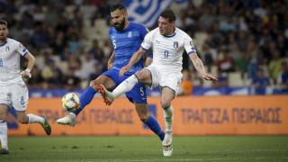 Ελλάδα - Ιταλία 0-3: Δείτε τα γκολ του πρώτου ημιχρόνου
