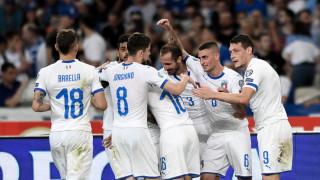 EURO 2020: «Λύγισε» η Ελλάδα κόντρα στην Ιταλία