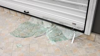Επίθεση αγνώστων σε υποκατάστημα τράπεζας στην Καλλιρόης