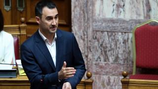 Χαρίτσης: Το πρόγραμμα του ΣΥΡΙΖΑ θα περιλαμβάνει στοχευμένα μέτρα ελάφρυνσης της μεσαίας τάξης