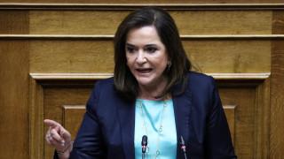 Μπακογιάννη: Ο ΣΥΡΙΖΑ έχει υιοθετήσει όλες τις παθογένειες της μεταπολίτευσης