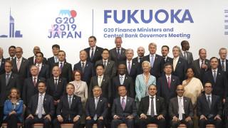 G20: Καμία έκκληση για επίλυση της εμπορικής σύγκρουσης ΗΠΑ - Κίνας