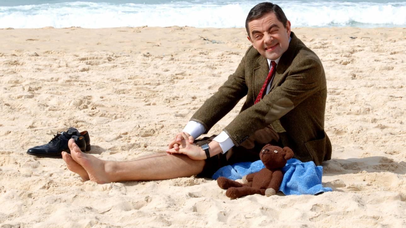 Στην Κρήτη για διακοπές ο «Mr. Bean»