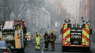 Λονδίνο: Δεν αναφέρθηκαν τραυματισμοί από την μεγάλη πυρκαγιά σε πολυκατοικία