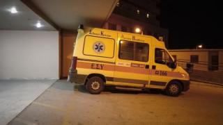 Θεσσαλονίκη: Ηλικιωμένος έπεσε από τον 1ο όροφο γηροκομείου
