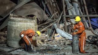 Κίνα: Εννέα νεκροί και δέκα τραυματίες εξαιτίας κατάρρευσης ανθρακωρυχείου