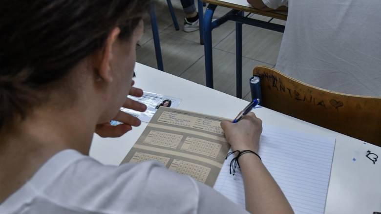 Πανελλήνιες εξετάσεις 2019: Αυτά είναι τα θέματα αρχαίων και μαθηματικών