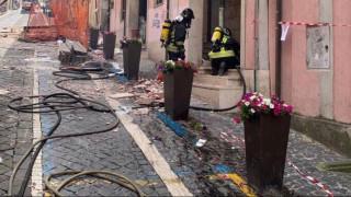 Ρώμη: Έκρηξη στη Ρόκα ντι Πάπα - Μεταξύ των τραυματιών και τρία παιδιά