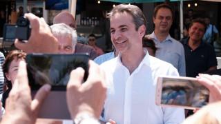 Μητσοτάκης: Θέλω να σχηματίσω μια ισχυρή, σταθερή κυβέρνηση για μια διαφορετική οικονομική πολιτική