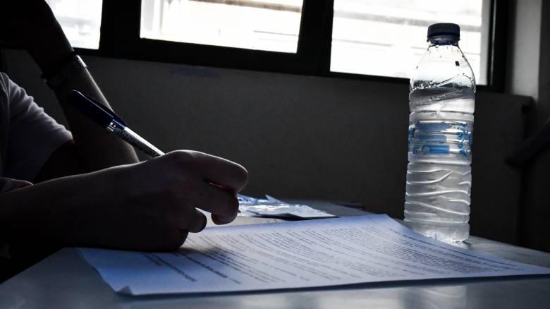 Πανελλήνιες εξετάσεις 2019: Δείτε το πρόγραμμα των επόμενων ημερών