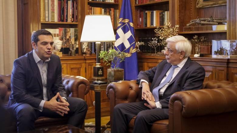 Πρόωρες εκλογές τον Ιούλιο - Παραιτήθηκε η κυβέρνηση Τσίπρα