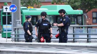 Σουηδία: Η Αστυνομία πυροβόλησε άνδρα που απειλούσε να ανατινάξει σιδηροδρομικό σταθμό