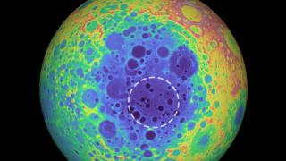 Μυστήριο με τεράστια μεταλλική μάζα που εντοπίστηκε κάτω από τη σκοτεινή πλευρά της Σελήνης