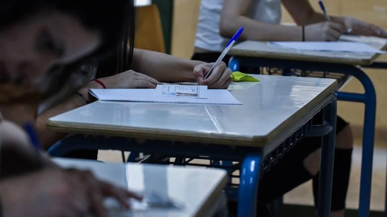 Πανελλήνιες εξετάσεις 2019: Αναλυτικά το πρόγραμμα των επόμενων ημερών