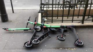 Θανατηφόρο τροχαίο με ηλεκτρικό πατίνι στη Γαλλία