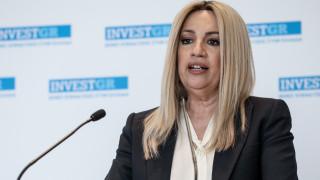 Γεννηματά: Η κυβέρνηση ΣΥΡΙΖΑ είχε εχθρική αντιμετώπιση στις επενδύσεις