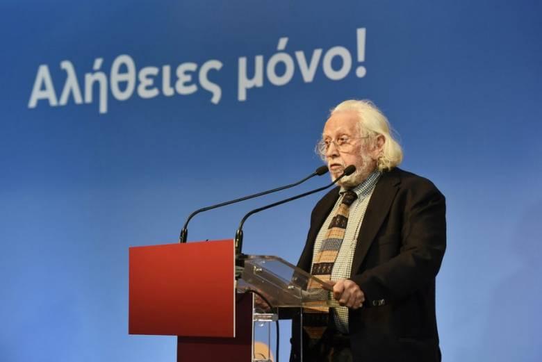 ΣΥΡΙΖΑ: Ο Γιώργος Γραμματικάκης επικεφαλής του ψηφοδελτίου Επικρατείας;