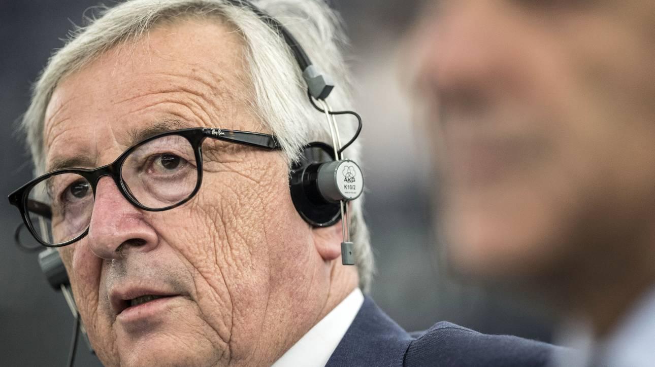Brexit: Κατηγορηματικό «όχι» από Γιούνκερ στα περί επαναδιαπραγμάτευσης Λονδίνου - Βρυξελλών