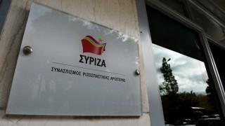 ΣΥΡΙΖΑ: Ο Μητσοτάκης φόρεσε το προσωπείο του μετριοπαθούς για να κρύψει το πραγματικό του πρόγραμμα