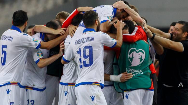 Προκριματικά Euro 2020: Εθνική... τραγωδία στο ΟΑΚΑ