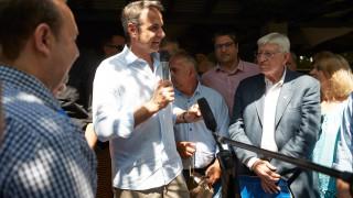 Μητσοτάκης: Στις 7 Ιουλίου θα ψηφίσουμε για την Ελλάδα που θέλουμε