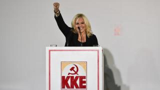 Ανατροπή: Εκλέγεται ευρωβουλευτής με το ΚΚΕ η Σεμίνα Διγενή