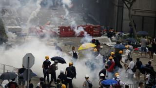 Βίαιες διαδηλώσεις στο Χονγκ Κονγκ: Για «οργανωμένες ταραχές» κάνει λόγο η κυβέρνηση