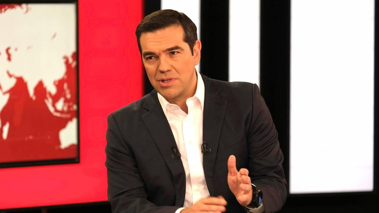 Τσίπρας: Εγώ ζήτησα να ανακληθούν όλες οι μετατάξεις
