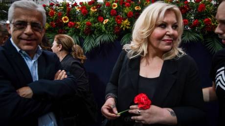 Σεμίνα Διγενή: Παραιτείται από ευρωβουλευτής και κατεβαίνει στις εκλογές με ΚΚΕ