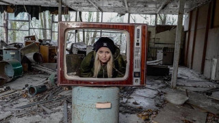 Οργή για τη νέα μόδα του Instagram: Φωτογραφίζονται στην απαγορευμένη ζώνη του Τσερνόμπιλ