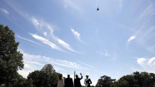 Ο Τραμπ έκανε «απαγορευμένη» επίδειξη F-35 στον Ντούντα και μετά του πούλησε 30 μαχητικά