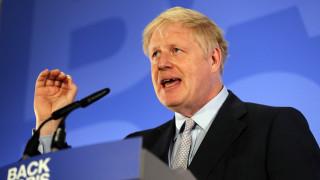 «Παράθυρο» για σκληρό Brexit από τον Τζόνσον