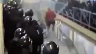 Βρετανία: Χρειάστηκαν 100 αστυνομικοί για να σταματήσουν… έναν κρατούμενο