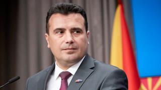 Ζάεφ σε Μητσοτάκη για Πρέσπες: Δεν συμφέρει κανέναν να ανοίξουν λυμένα ζητήματα