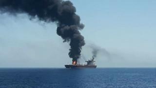 «Πυριτιδαποθήκη» ο Περσικός: Η νέα επίθεση σε δεξαμενόπλοια δυναμιτίζει επικίνδυνα το κλίμα