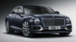 Αυτοκίνητο:  Εκτός από υπερπολυτελής η νέα Bentley Flying Spur θέλει να είναι και… σπορ