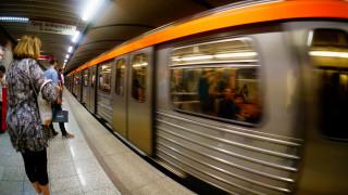 Χωρίς μετρό, τραμ και ηλεκτρικό σήμερα η Αθήνα - Δείτε ποιες ώρες