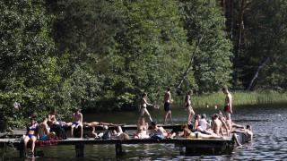 Καύσωνας στη Λιθουανία: Θερμοκρασίες-ρεκόρ άνω των 35 βαθμών