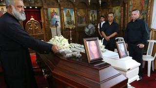 Κύπρος: Συγκίνηση στις κηδείες δύο θυμάτων του «Ορέστη»