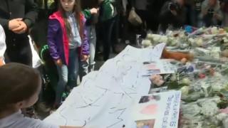 Γαλλία: Οδύνη στην πορεία για 10χρονο αγοράκι που το σκότωσε ασυνείδητος οδηγός