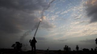 Ισραήλ: Μια ρουκέτα έπληξε κτήριο στην πόλη Σντερότ