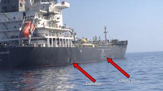 Ομάν: Βίντεο - ντοκουμέντο των ΗΠΑ «δείχνει» το Ιράν πίσω από τις εκρήξεις στα τάνκερ