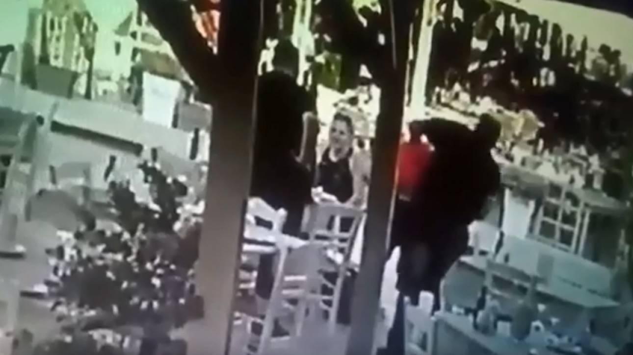 Χανιά: Νέα σωτήρια επέμβαση σε εστιατόριο – Σώθηκε πελάτης που πνιγόταν