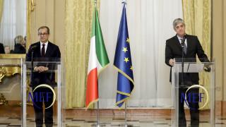 Αυστηρό μήνυμα Eurogroup στην Ιταλία: Κυρώσεις αν δεν συμμορφωθείτε με τους κανόνες