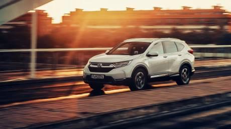 Honda CR-V Hybrid: με υβριδική τεχνολογία που συναρπάζει