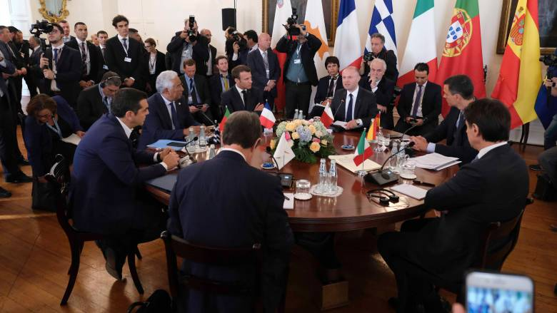 Τσίπρας: Mέτρα κατά της Τουρκίας αν συνεχίσει την παράνομη δραστηριότητα στην Αν. Μεσόγειο